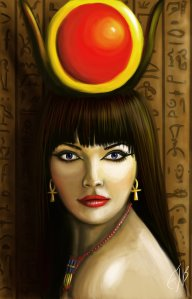 hathor_by_e5ther